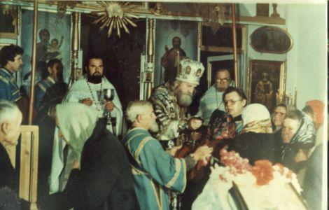 слева-о.-Николай-1й-настоятель-храма.-архиепископ-Пимен