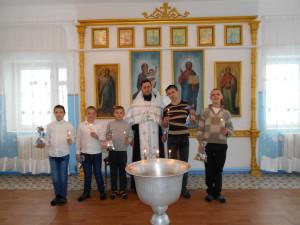 Крещение в день Обрезания Господня