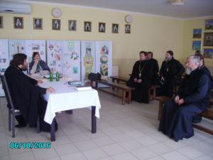 Собрание духовенства Волго=Ахтубинского благочиния 11 октября 2016