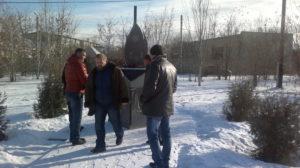 Лития об упокоении воинов, погибших в чеченских кампаниях