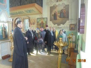 Экскурсия паломников из Волгограда