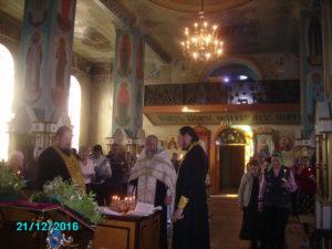 Соборование в храме Покрова Божией Матери
